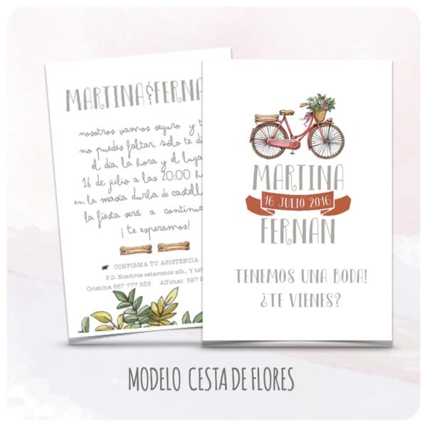 invitacion-boda-acuarela-flores-bicicleta-modelo-29-cesta-flores-latiendadeolivia-com