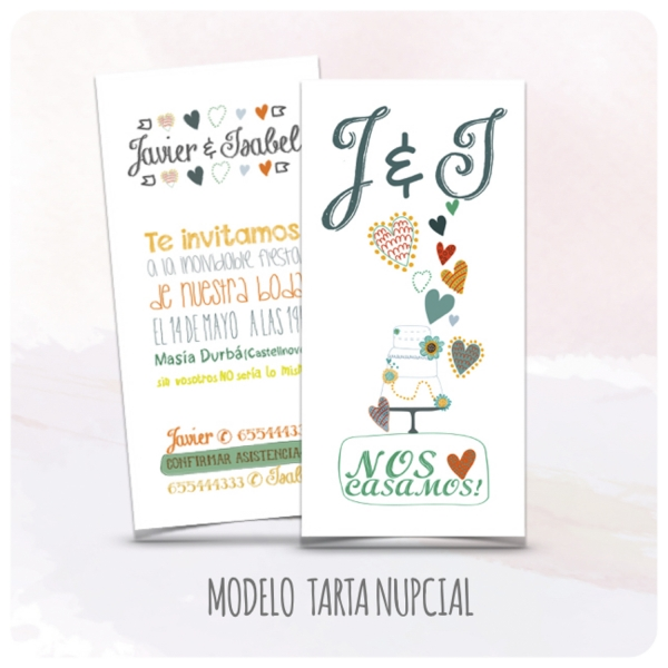 invitacion-boda-divertidas-modernas-informales-juveniles-modelo-23-tarta-nupcial-latiendadeolivia-com