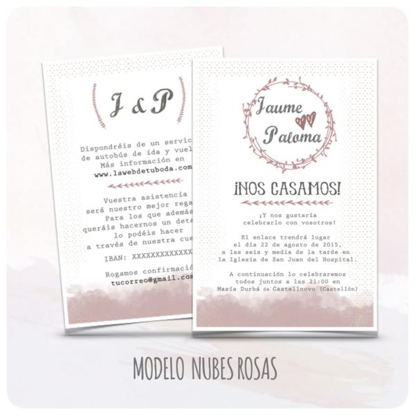 invitacion-boda-sencillas-modelo-14-nubes-rosas-latiendadeolivia-com