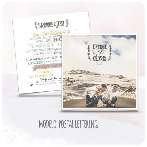 invitacion-boda-con-foto-postal-tipo-postal-modelo-18-postal-lettering-latiendadeolivia-com