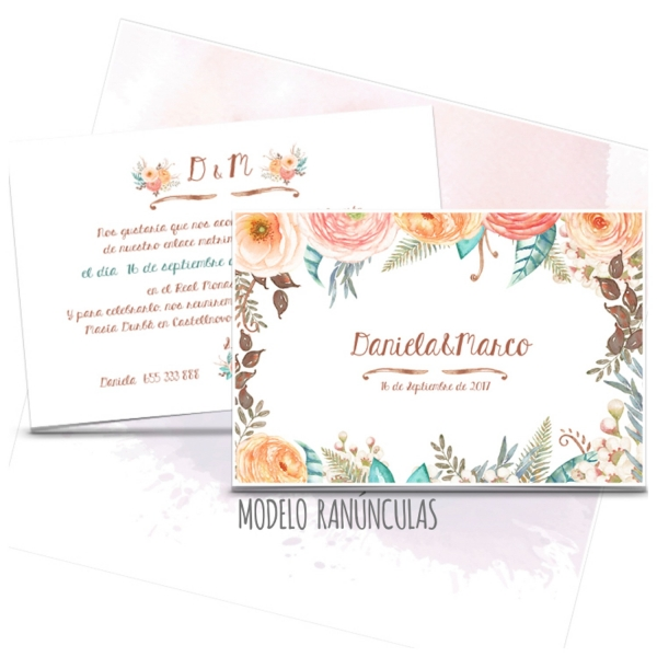 invitacion-boda-ranunculas-modelo-48-latiendadeolivia.com