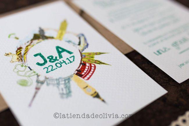 Invitaciones de boda en Alicante