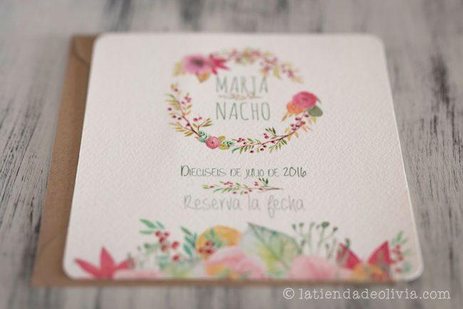 Invitaciones de boda en Gijón