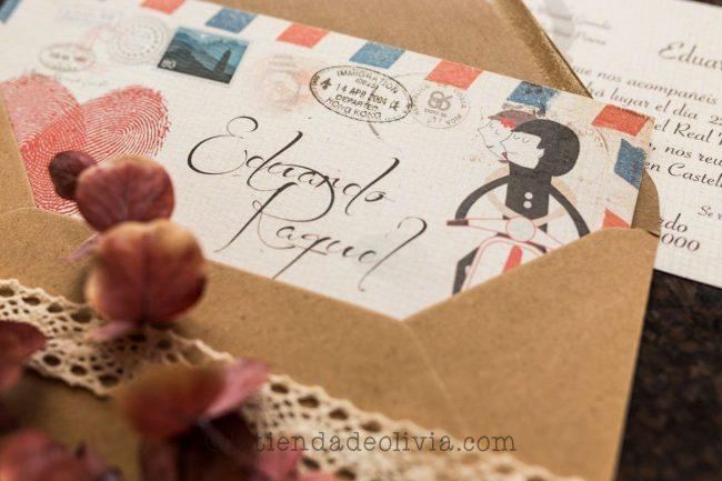 Invitaciones de boda en Jerez de la Frontera