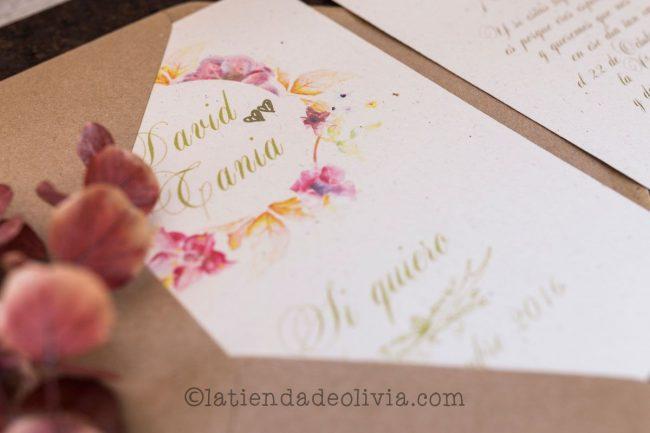 Invitaciones de boda en Lugo