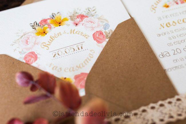 Invitaciones de boda en Mallorca