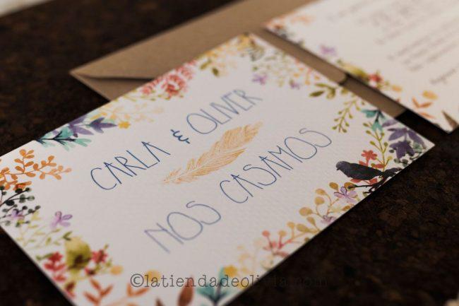 Invitaciones de boda en Manresa