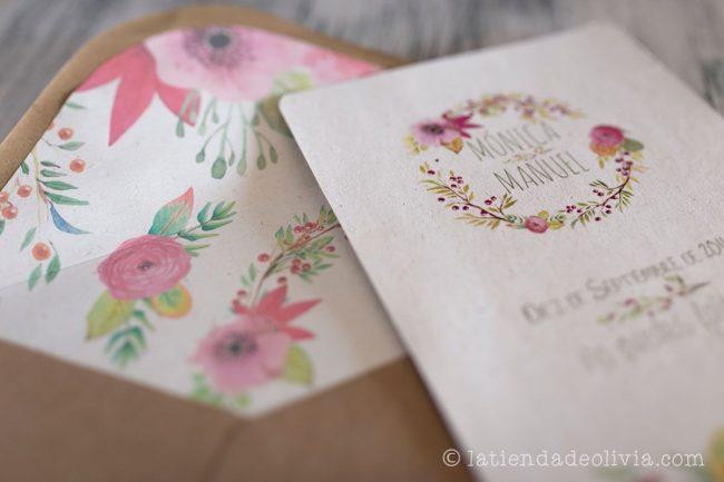 Invitaciones de boda en Murcia