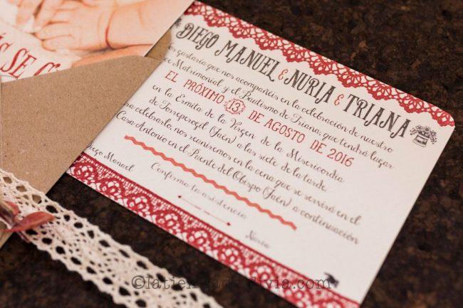 Invitaciones de boda en Navarra