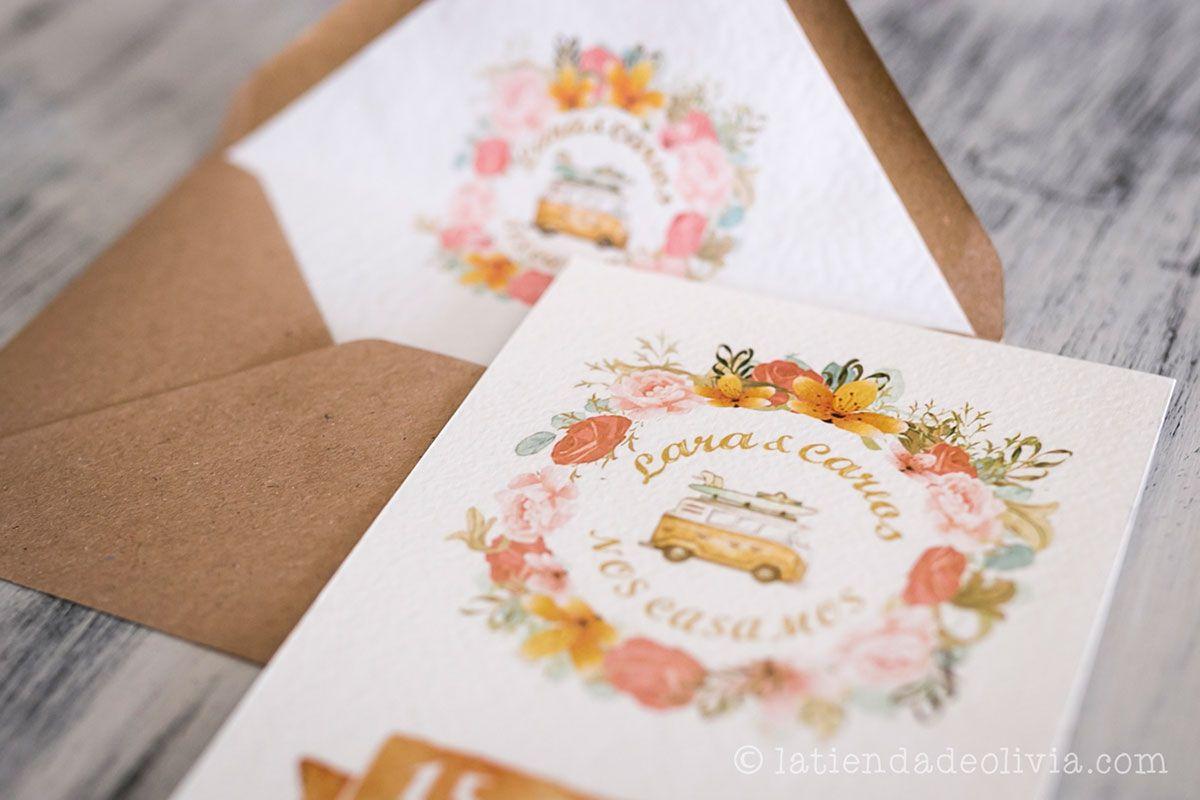 Invitaciones de boda en Terrassa