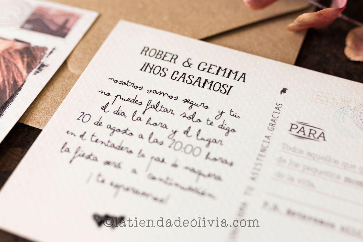 invitaciones de boda en valencia