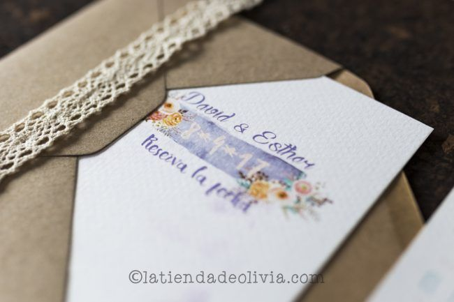 Invitaciones para bodas en Albacete