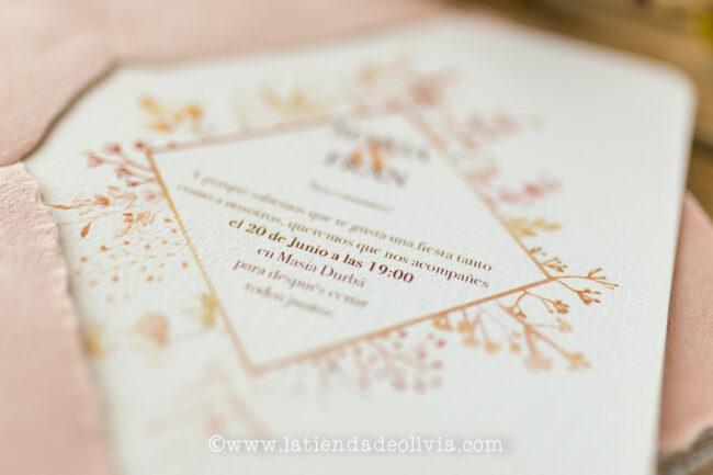 Invitaciones de boda Mallorca