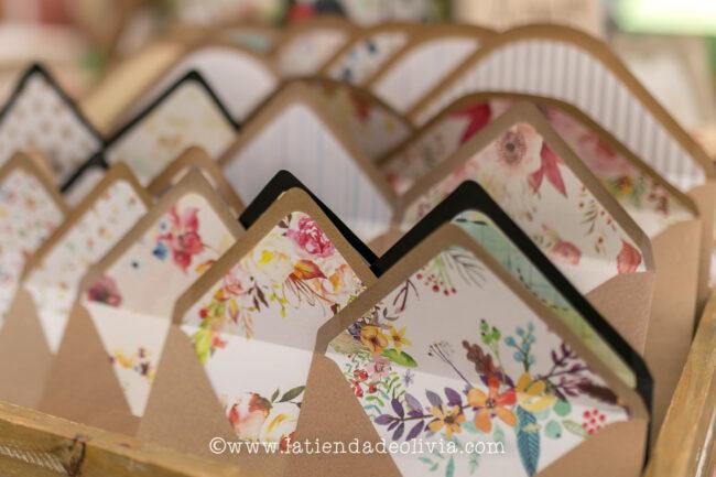 Invitaciones y papelería de boda en Terrassa