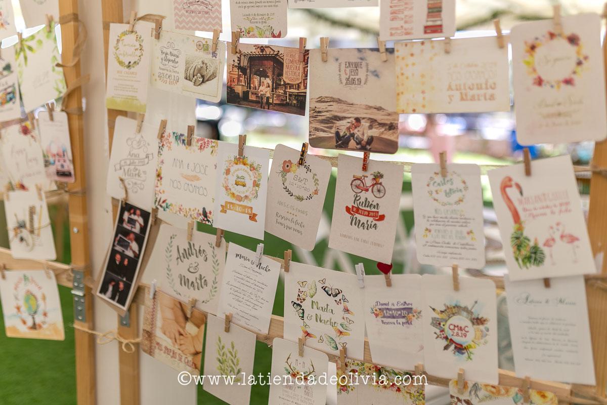 Invitaciones de boda originales, Vigo. consejos para repartir invitaciones