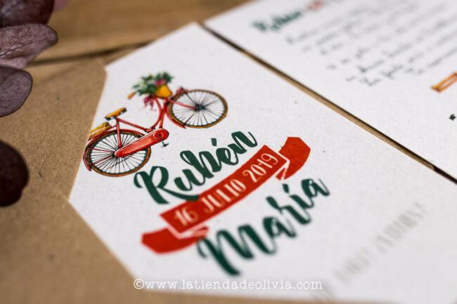 Tarjetas para bodas Girona