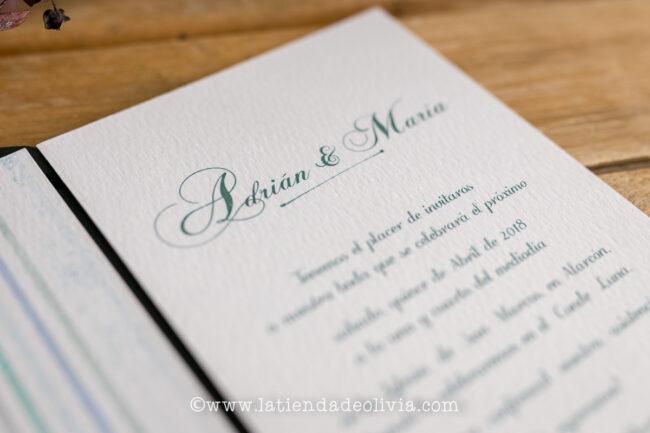 Invitaciones de boda Badajoz