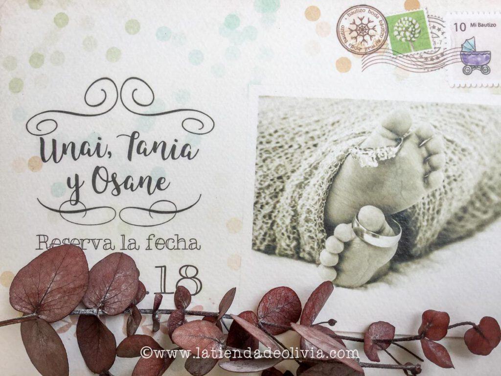 Invitaciones de boda Navarra, bodas con niños