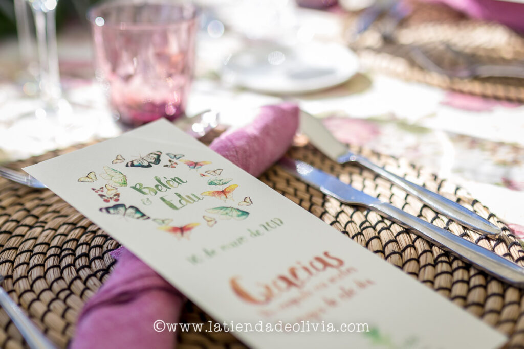 Invitaciones y papelería de boda en Rivas-Vaciamadrid