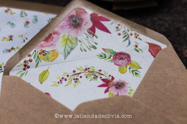Invitaciones, tarjetas boda, Lugo